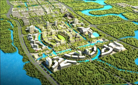 田园东方规划设计图